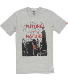 Element Element T-Shirt Future Nature S/S Tee grey heather