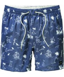 Globe Männer Shorts Globe Vacation Poolshorts ink