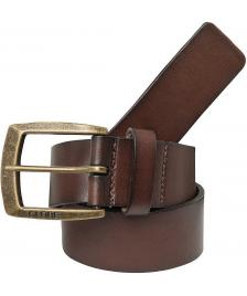 Globe Globe Ledergürtel Supply Leather Belt brown