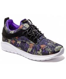 Globe Globe Schuhe Roam Lyte black leaves