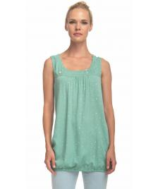 Ragwear Frauen Top Ragwear Giselle A dusty green