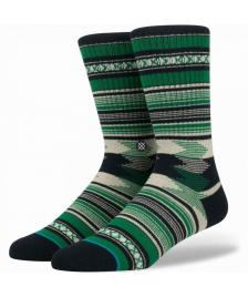 Stance Socken Stance Blue Guadalupe tan