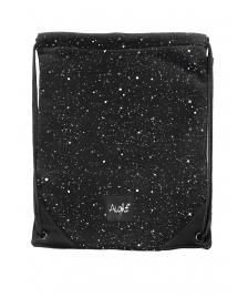Aight Gymbag Aight Original Patch Logo cosmo black