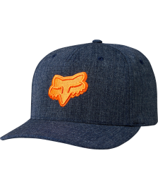 Fox Flexfit Cap Fox Heads Up heather midnight