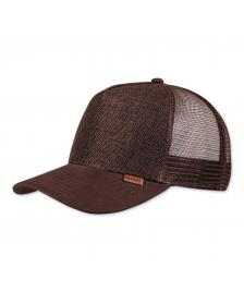 Djinns Trucker Cap Djinns HFT Suelin dark brown