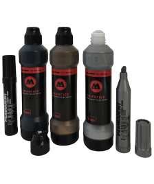 Molotow Molotow Marker Dripstick Permanent 860DS Metallic Set