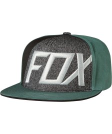 Fox Snapback Cap Fox Inverter dark fatigue