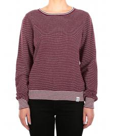Iriedaily Frauen Pullover Iriedaily Cape Verde Knit bordeaux