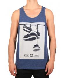 Iriedaily Iriedaily City Rules Tank Top navy melange