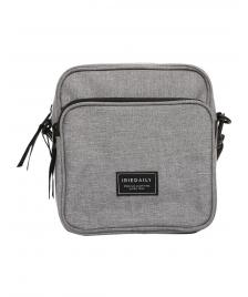 Iriedaily Tasche Iriedaily City Zen Party Bag grey melange