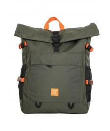 Iriedaily Rucksack Iriedaily Contraster Rolltop olive