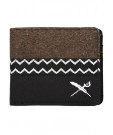 Iriedaily Geldbeutel Iriedaily Cork Mix Wallet black