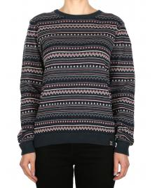 Iriedaily Frauen Pullover Iriedaily Rudy Knit burned