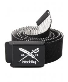Iriedaily Iriedaily Gürtel Flip the Side Reversible Belt black