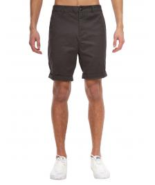 Iriedaily Männer Shorts Iriedaily Love City Short black – anthra