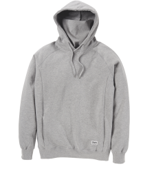 Cleptomanicx Männer Pullover Cleptomanicx Hooded Jonin heather gray