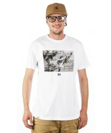 K1X K1X T-Shirt NY Photo Tee white black