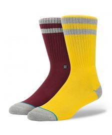 Stance Socken Stance Blue Foundation Cosby yellow