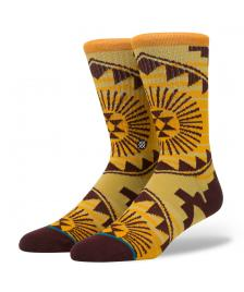 Stance Socken Stance Blue Sundrop 2 orange