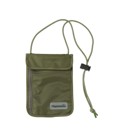Cleptomanicx Geldbeutel Cleptomanicx Neck Pouch dusty olive