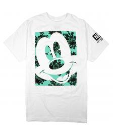 Neff Neff T-Shirt Smile For Me x Disney Colab S/S Tee white