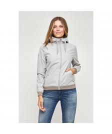 Mazine Frauen Jacke Mazine Shelby Light Jacket grey
