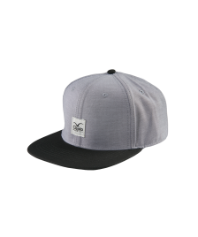 Cleptomanicx Snapback Cap Cleptomanicx Badger Twill pirate black