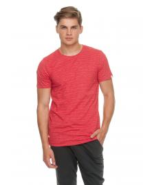 Ragwear Männer T-Shirt Ragwear Steef red