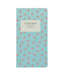 Tranquillo Sticky Notes Book Tranquillo Roses