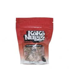 Koko Nuggz Koko Nuggz Weed Schokolade 1 OZ Baggy Strawberry Shortcake