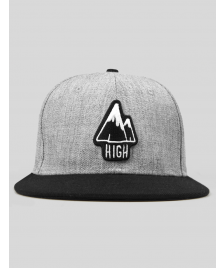 The Dudes Snapbackcap The Dudes High light grey