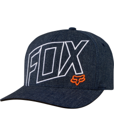 Fox Flexfit Cap Fox Three 60 heather midnight