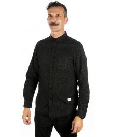 Wemoto Wemoto Hemd Tampa Button-Down Shirt black