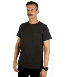 Wemoto Wemoto T-Shirt Sidney Pocket Tee black