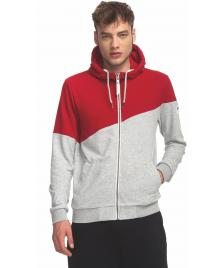 Ragwear Männer Jacke Ragwear Wings Sweat chili red