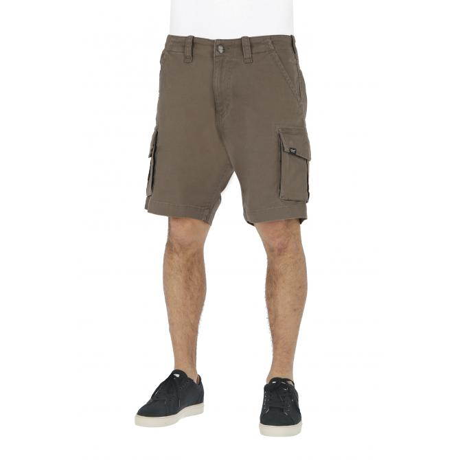 Reell Herren City Cargo Short ST grey brown