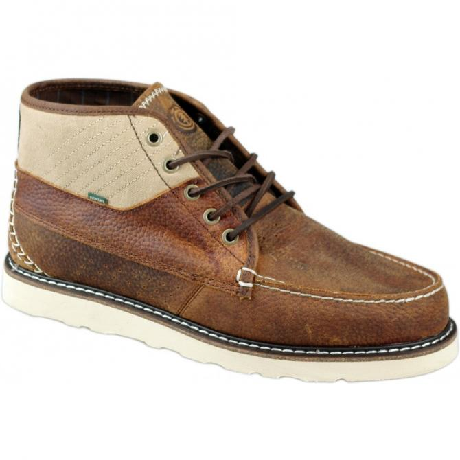 Element Element Winter Schuhe Woodruff Vibram Boots walnut