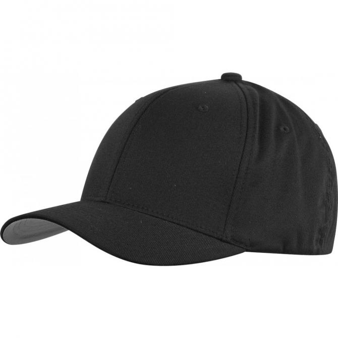 Flexfit Cap black Youth