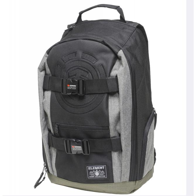 Rucksack Element Mohave Backpack grey heather