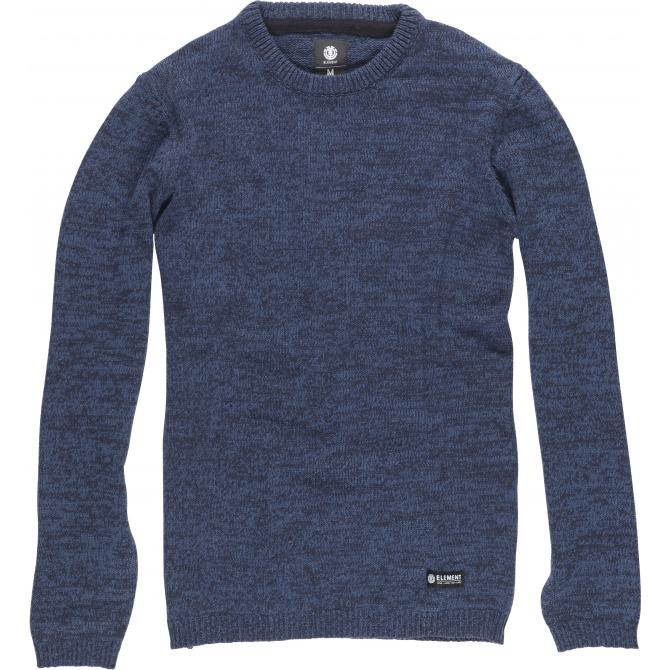 Element Pullover Gibson Sweatshirt total eclipse S