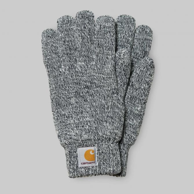 Handschuhe Carhartt WIP Scott Gloves dark navy wax - M/L