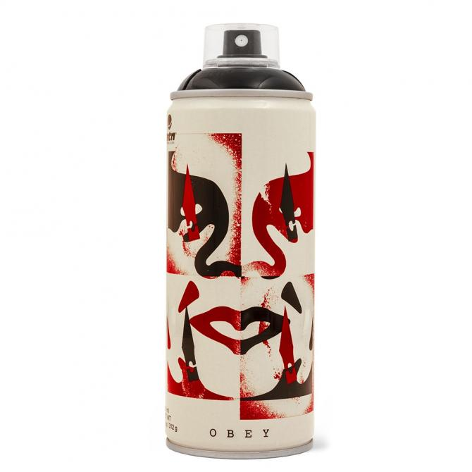 MTN Sprühdose MTN Shepard Fairey LTD. Edition Cut it up