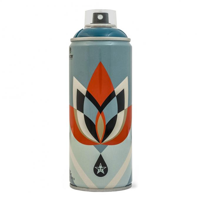 MTN Sprühdose MTN Shepard Fairey LTD. Edition Lotus