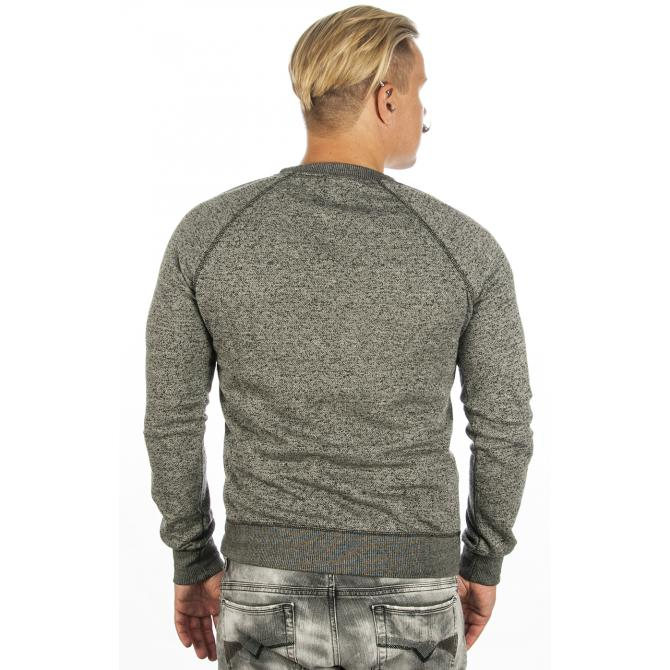 Element Element Pullover Meridian Crewneck Sweater black