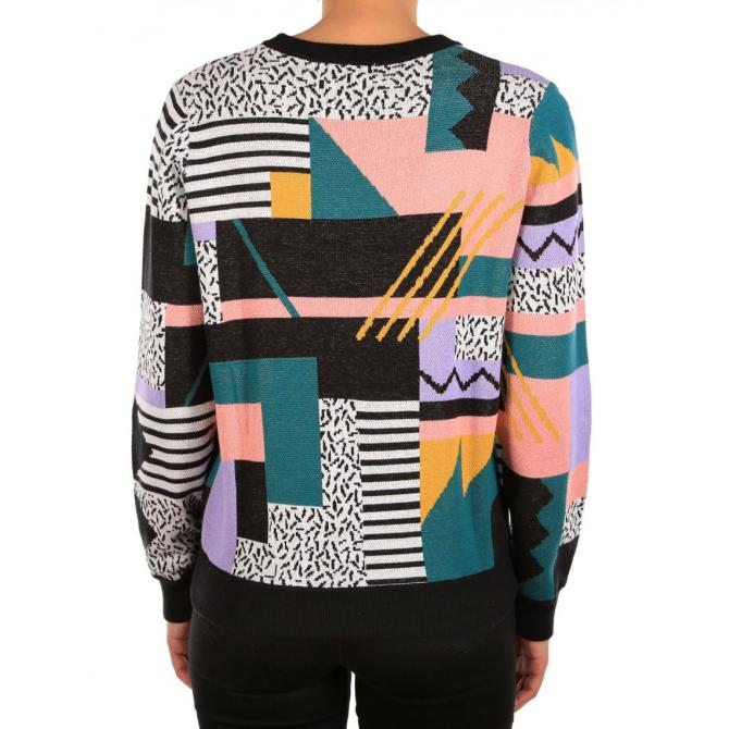 Iriedaily Frauen Pullover Iriedaily Rudy Knit crazy color