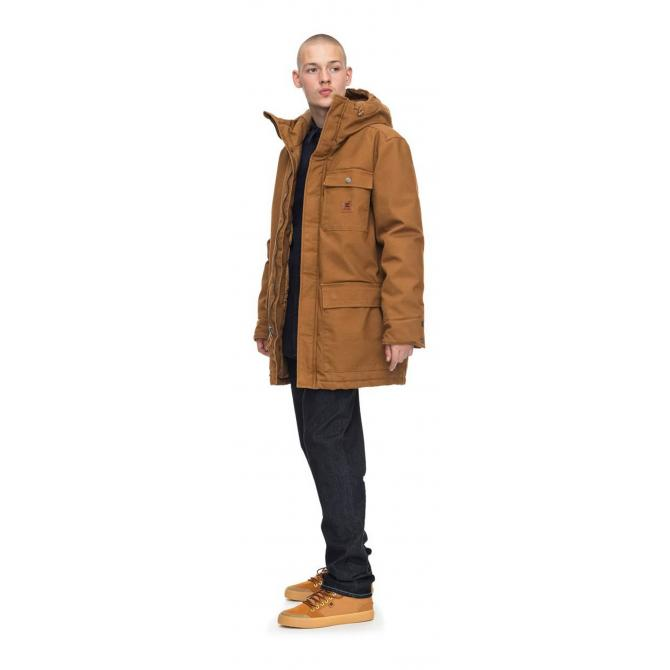DC Shoes Männer Jacke DC Shoes Canongate dc wheat